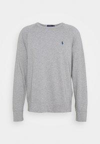 Polo Ralph Lauren - LONG SLEEVE - Sweatshirt - andover heather - 4