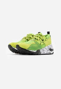 Steve Madden - CLIFF - Sneakers - lime/multicolor - 2