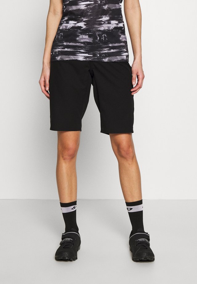 ARC SHORT - Sports shorts - black
