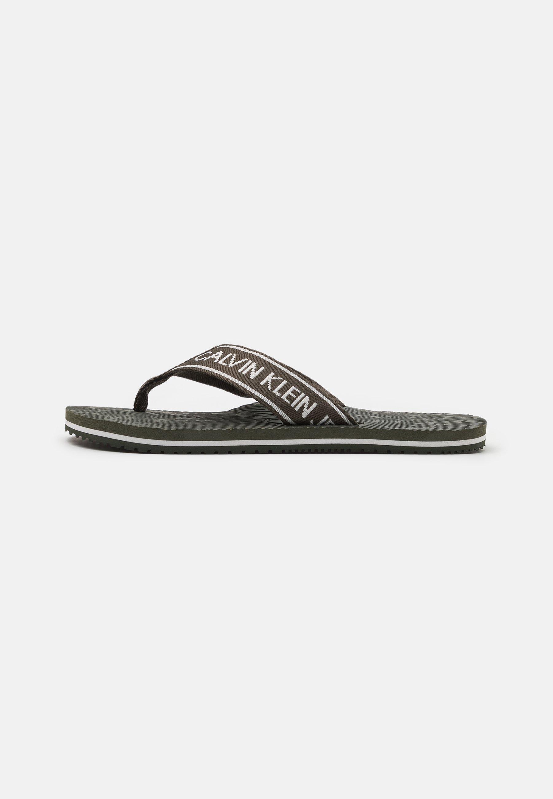 Men BEACH INSTITUTIONAL - T-bar sandals