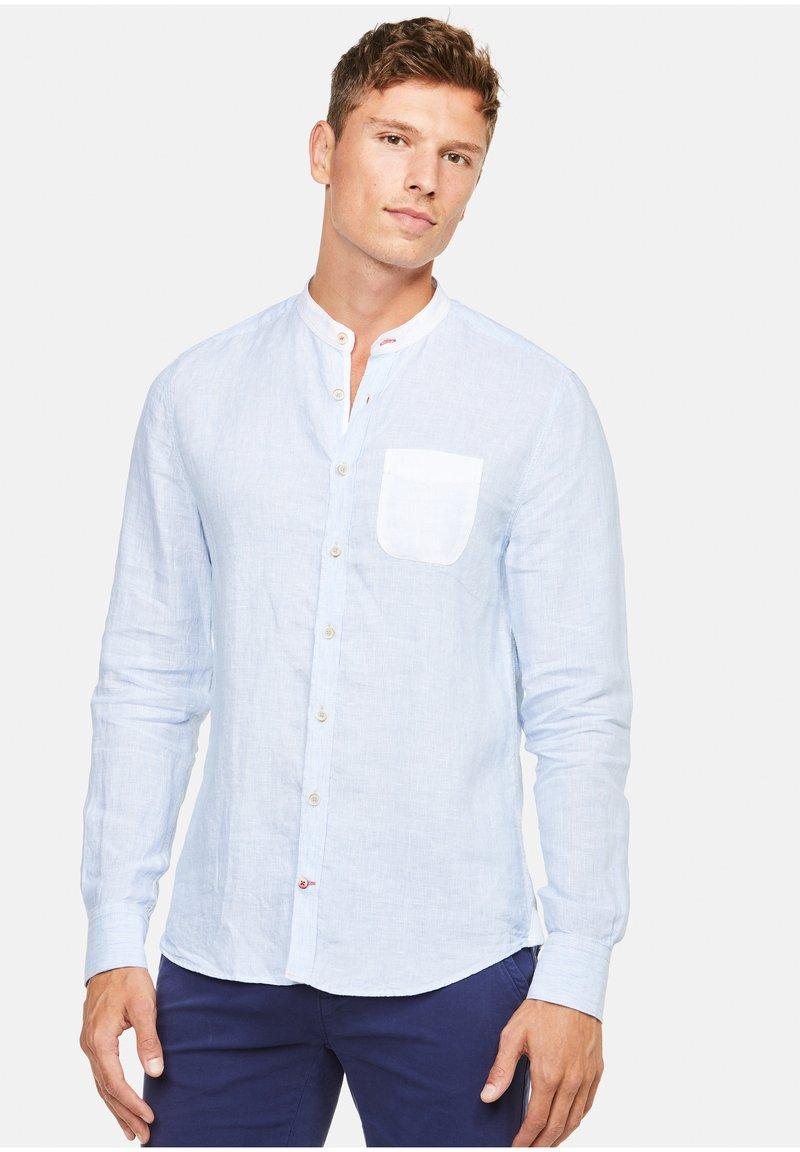 Colours & Sons - Shirt - blau