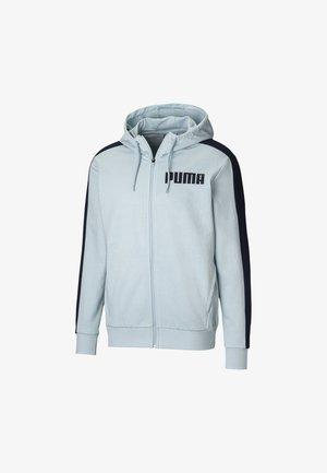 veste en sweat zippée - light sky