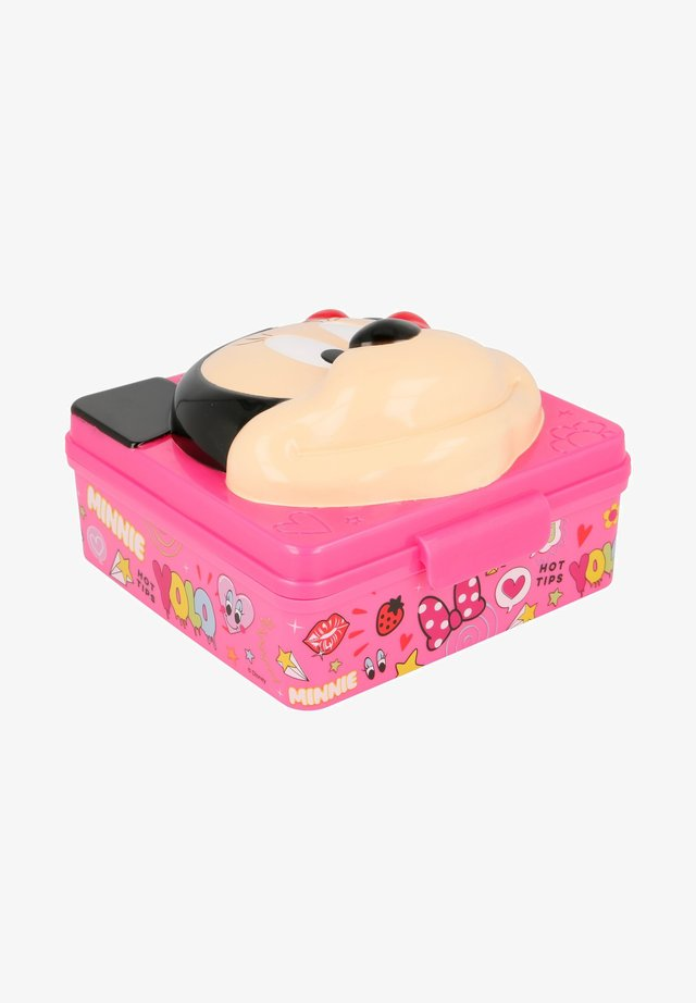 DISNEY MINNIE MOUSE 3D - Lunch box - pink