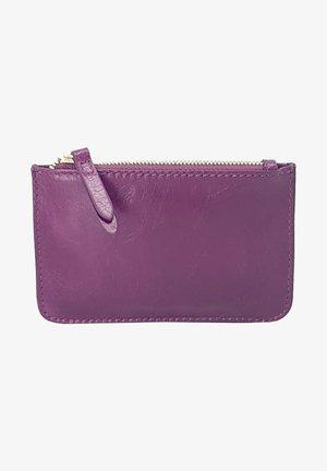 PETITE POCHETTE - Portemonnee - violet