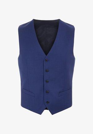 JUSTIN COMFORT WOOL - Smanicato - mid blue