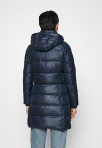 Calvin Klein - ESSENTIAL REAL COAT - Down coat - navy - 3