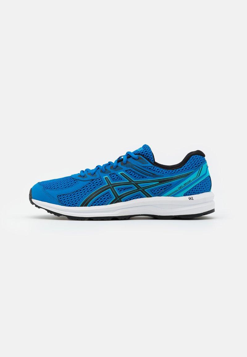 ASICS - GEL BRAID - Zapatillas de running neutras - electric blue/black