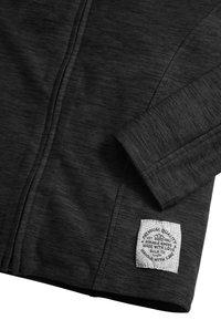 Next - Zip-up sweatshirt - black - 2