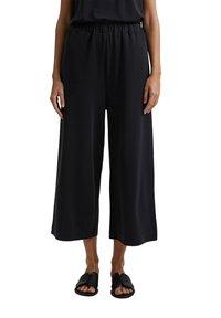Esprit - CULOTTE - Trousers - black - 7