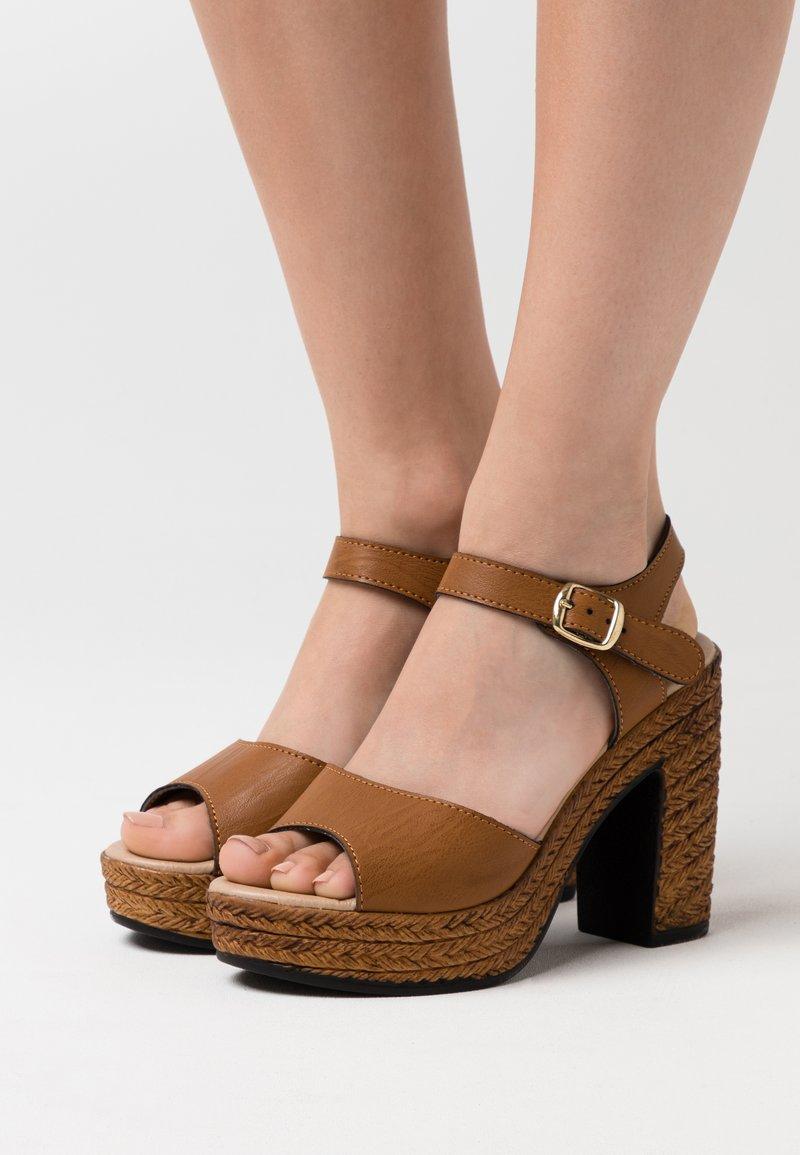 Tata Italia - Sandales à talons hauts - brown