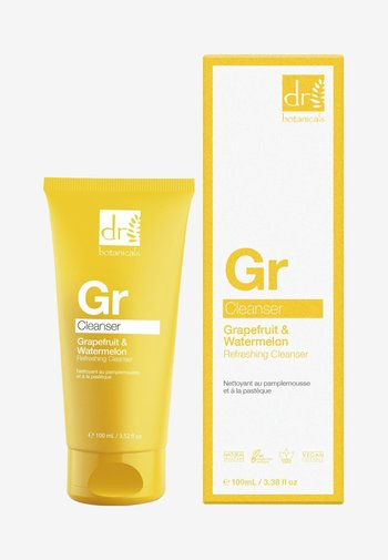 GRAPEFRUIT & WATERMELON REFRESHING CLEANSER - Cleanser - -