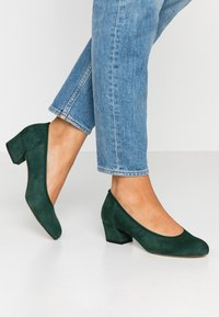 PERLATO - Classic heels - bosco - 0