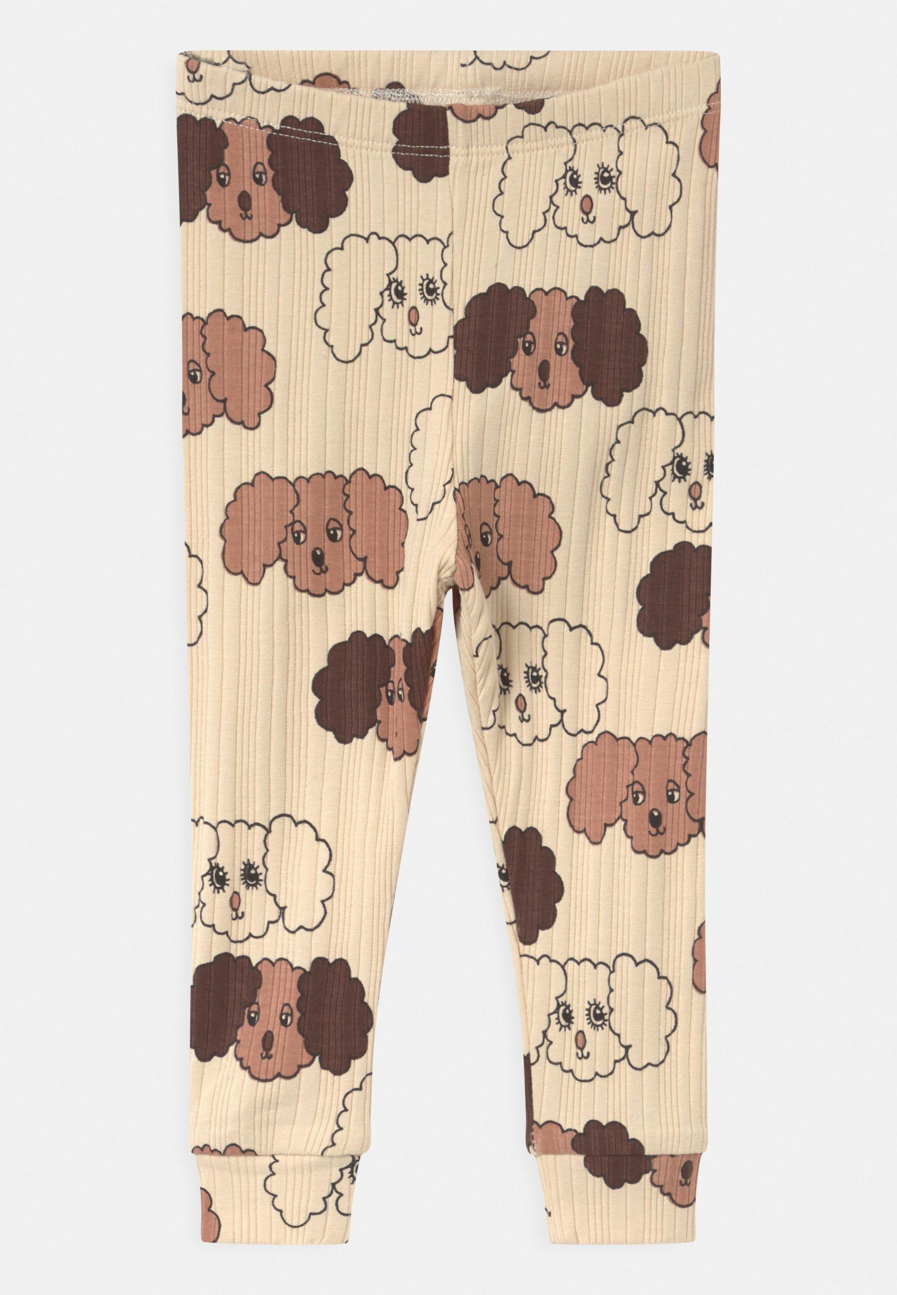 Kids FLUFFY DOG UNISEX - Leggings - Trousers