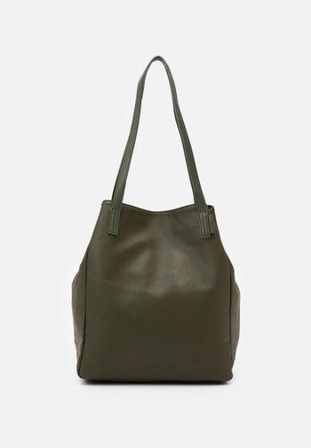 ARONA - Tote bag - khaki