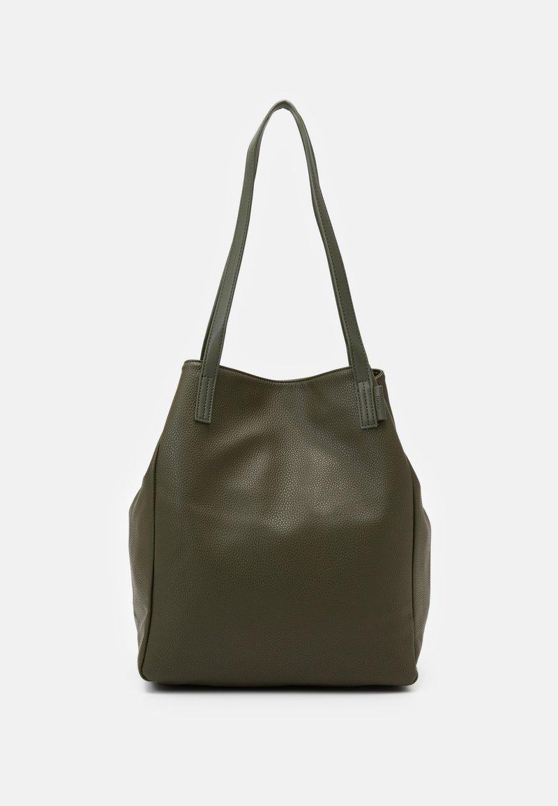 TOM TAILOR DENIM - ARONA - Tote bag - khaki