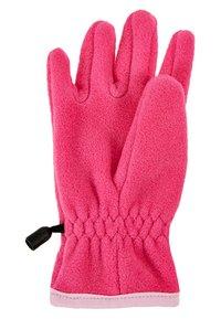 Jack Wolfskin - BAKSMALLA GLOVE KIDS - Gloves - pink fuchsia - 2