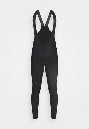BIKE THERMO - Collants - black