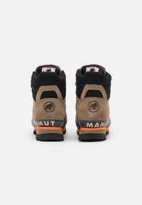 Mammut - YATNA II HIGH GTX WOMEN - Hiking shoes - dark safari/black - 2