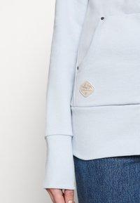Ragwear - NESKA ZIP - Zip-up hoodie - cloud - 7