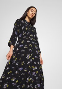 YAS - YASSAVANNA LONG DRESS - Maxikjole - black - 3