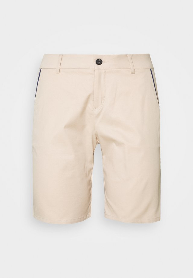 WOMAN IVA TECH SHORTS - Korte broeken - oxford tan