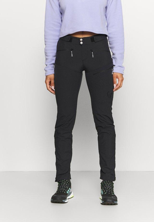 BITIHORN LIGHTWEIGHT PANTS - Pantalon classique - caviar