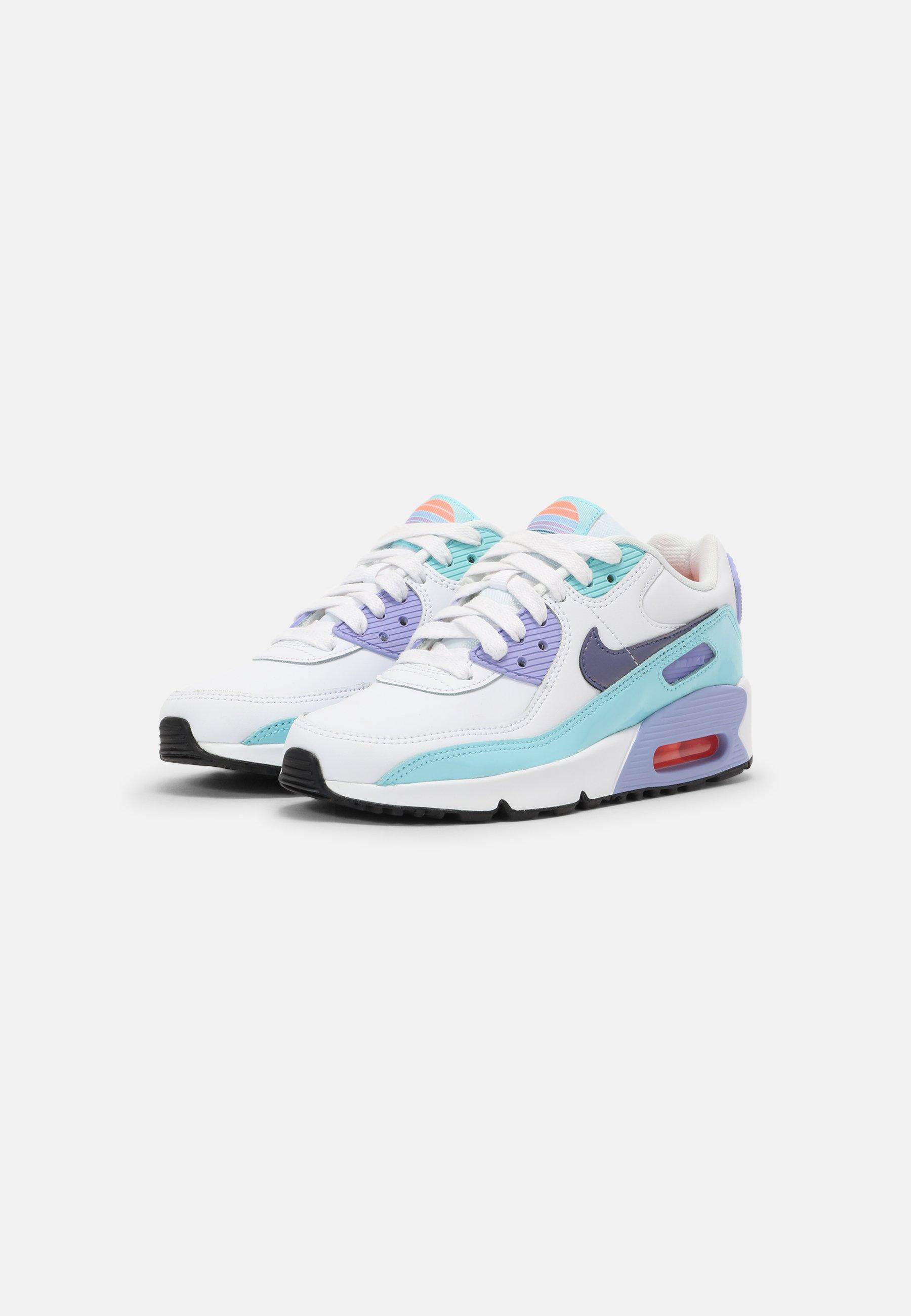 Nike Sportswear AIR MAX 90 LTR SE 2 GS UNISEX - Sneakers basse ...