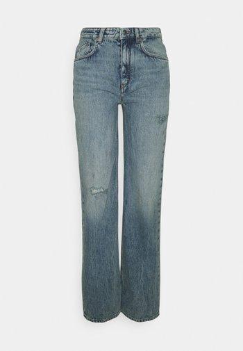NEED - Straight leg jeans - blau