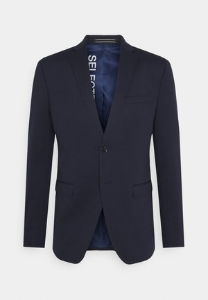 SLIM JIM FLEX - Suit jacket - navy blazer