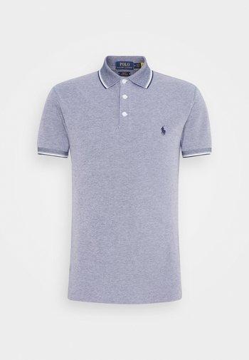 SHORT SLEEVE - Polo shirt - fresco blue heath