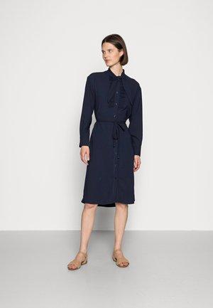 Maxi šaty - dunkelblau