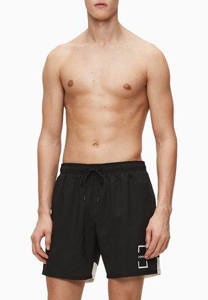 CORE OFFSET - Swimming shorts - pvh black
