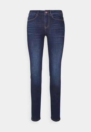MID - Slim fit jeans - dark-blue denim