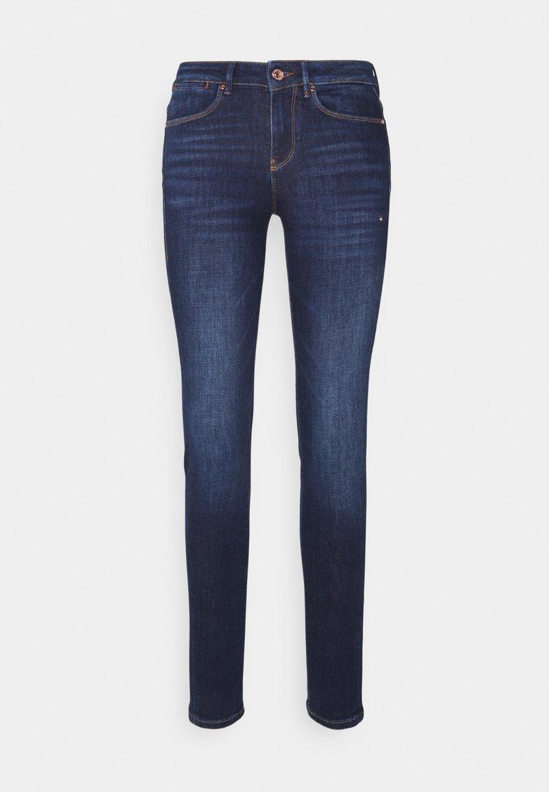 Guess - MID - Slim fit jeans - dark-blue denim