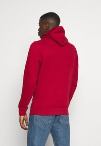 Tommy Jeans - Sweat à capuche - wine red