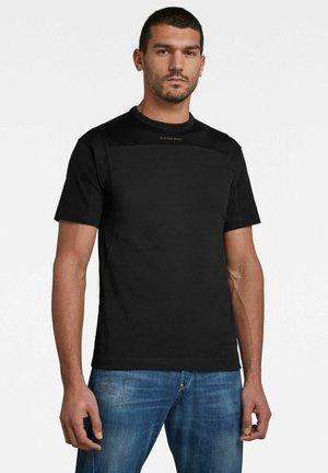 MOTO  - T-shirt basic - dk black