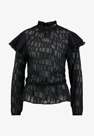 LIVALC BLOUSE - Blůza - pitch black