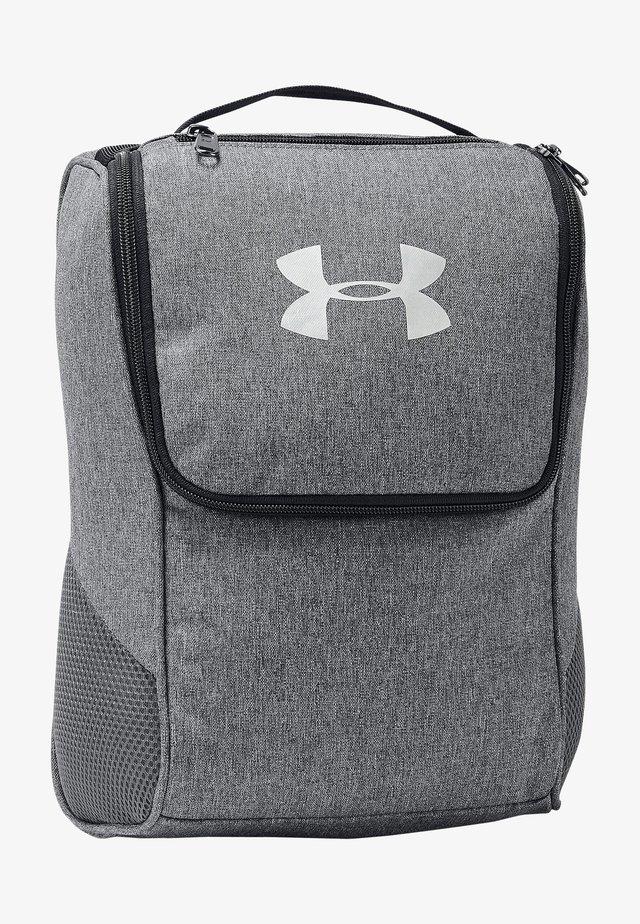 SHOE BAG - Sports bag - dark grey