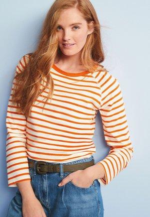RAGLAN  - Long sleeved top - brown