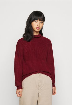 VIPRIMSI HIGHNECK  - Jumper - red dahlia