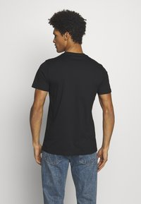 PS Paul Smith - SLIM FIT JELLYFISH - T-shirts print - black - 2