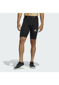 adidas Performance - TF SHO TIGHT - Leggings - black - 0