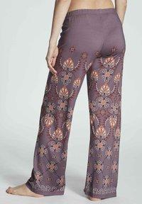 Mey - Pyjama bottoms - smokey rose - 2