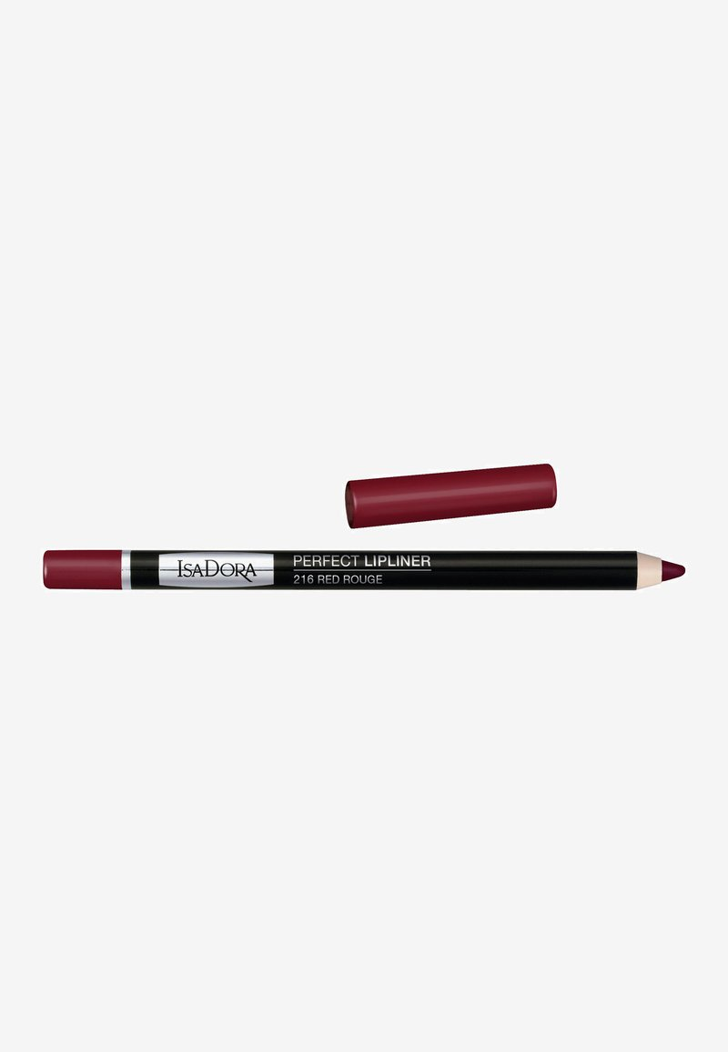 IsaDora - PERFECT LIPLINER - Lip liner - red rouge