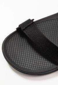 Chaco - LOWDOWN  - Walking sandals - black - 5
