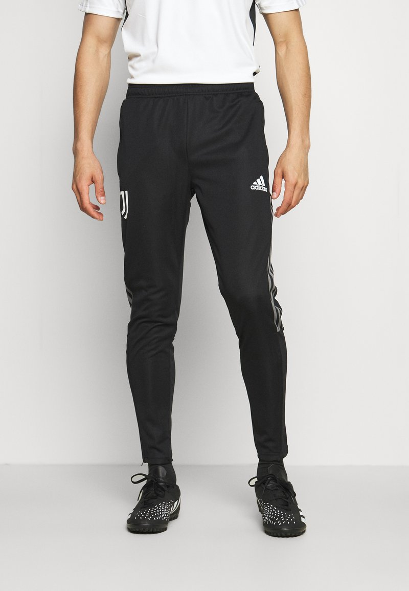 adidas Performance - JUVENTUS TURIN PANT - Klubbkläder - black