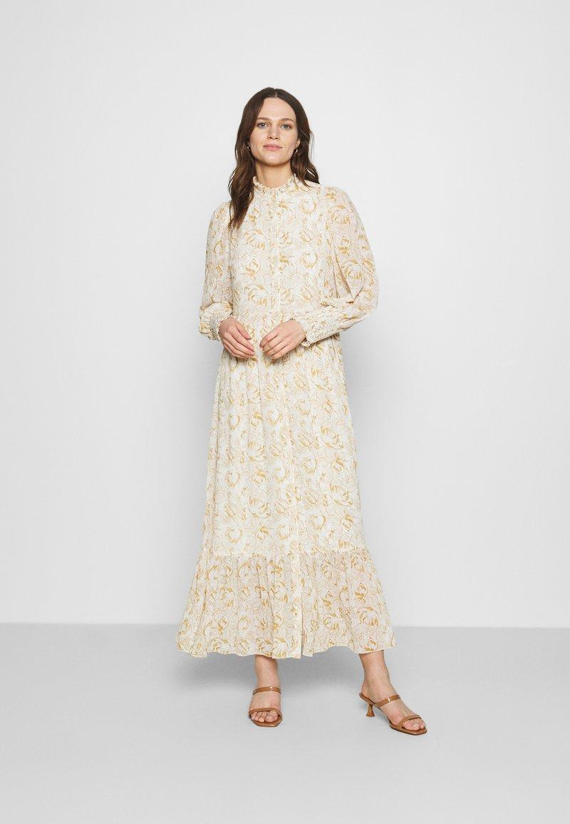 Notes du Nord - TRACY DRESS - Maxi dress - white