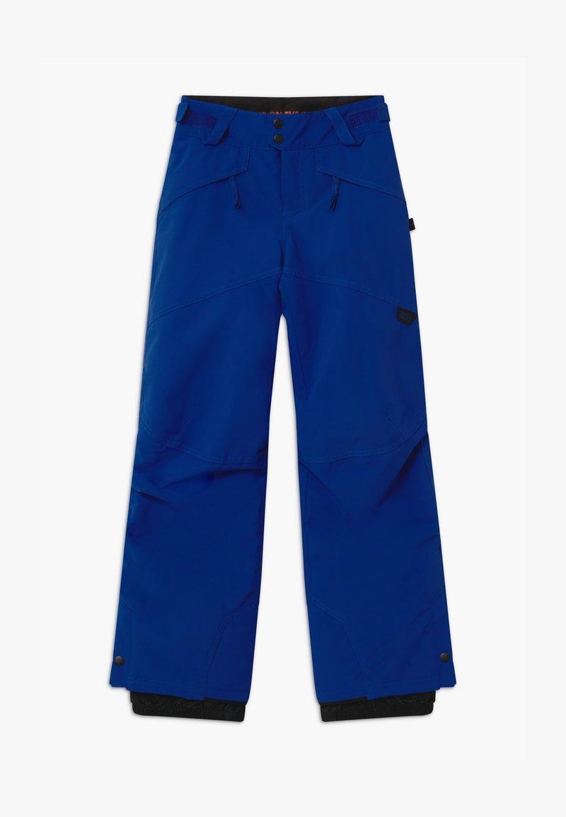 O'Neill - ANVIL - Zimní kalhoty - surf blue