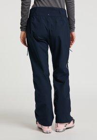 PYUA - Trousers - navy blue - 2
