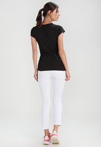 G-Star - EYBEN SLIM - Basic T-shirt - black - 2